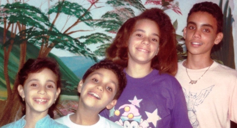 Fotos nenes chiquitos casa Minin